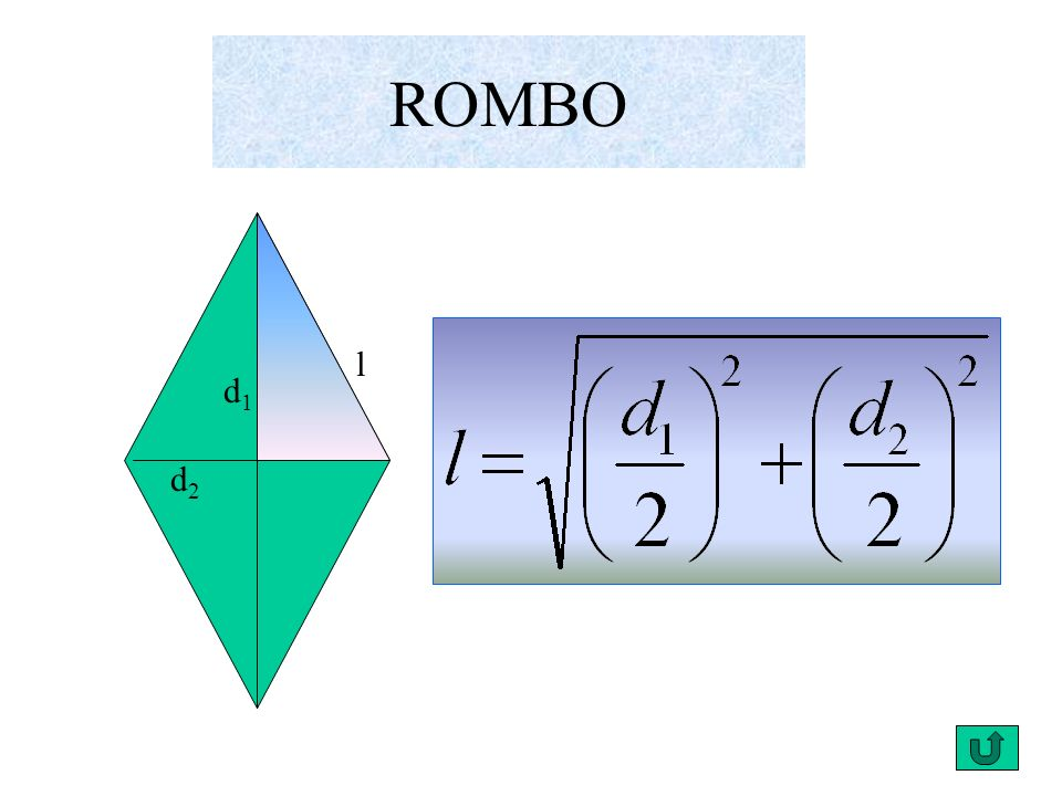 ROMBO l d1 d2