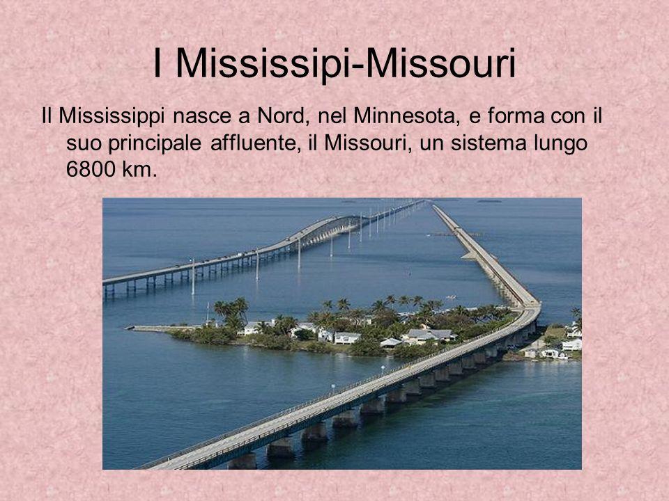 I Mississipi-Missouri