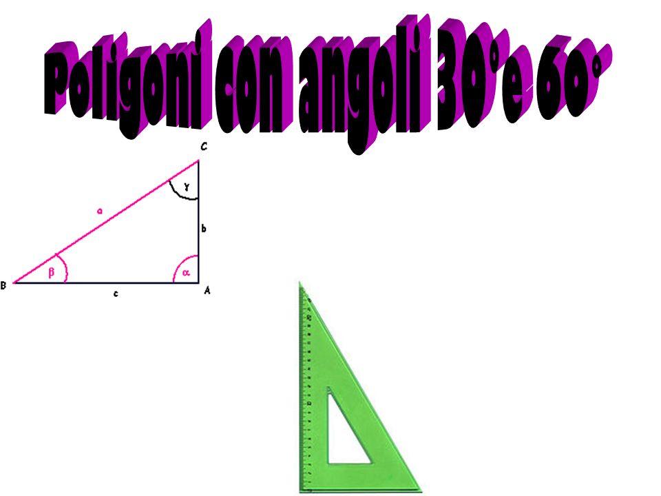 Poligoni con angoli 30°e 60°