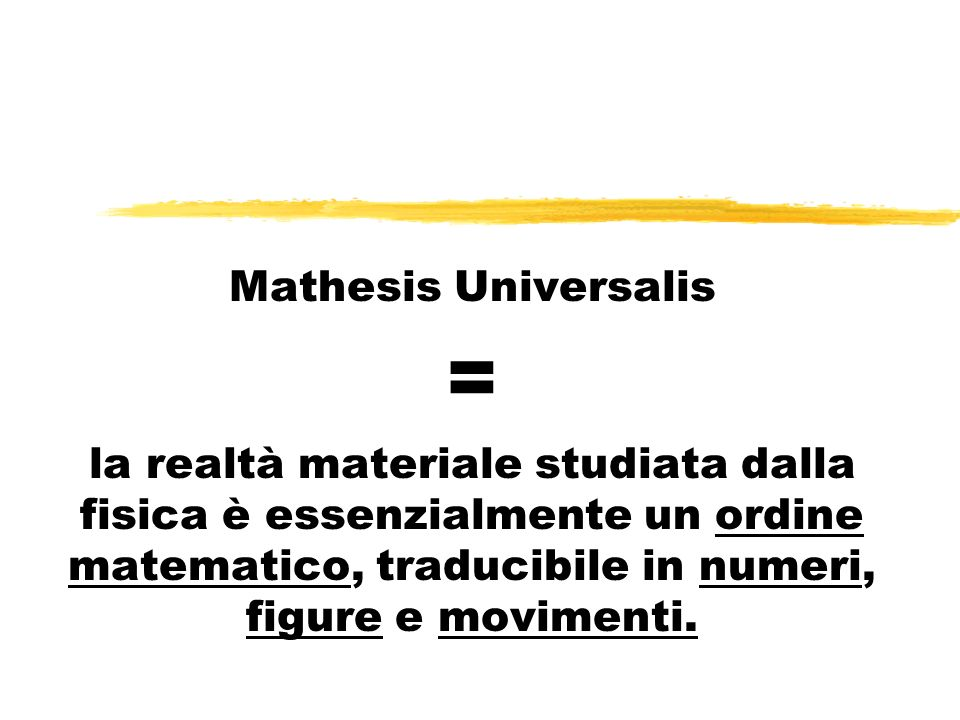 mathesis universalis Mathesis universalis (greek μάθησις, mathesis science or learning, latin universalis universal) is a hypothetical universal science modeled on mathematics envisaged by descartes and leibniz, among a number of more minor 16th and 17th century philosophers and mathematicians.