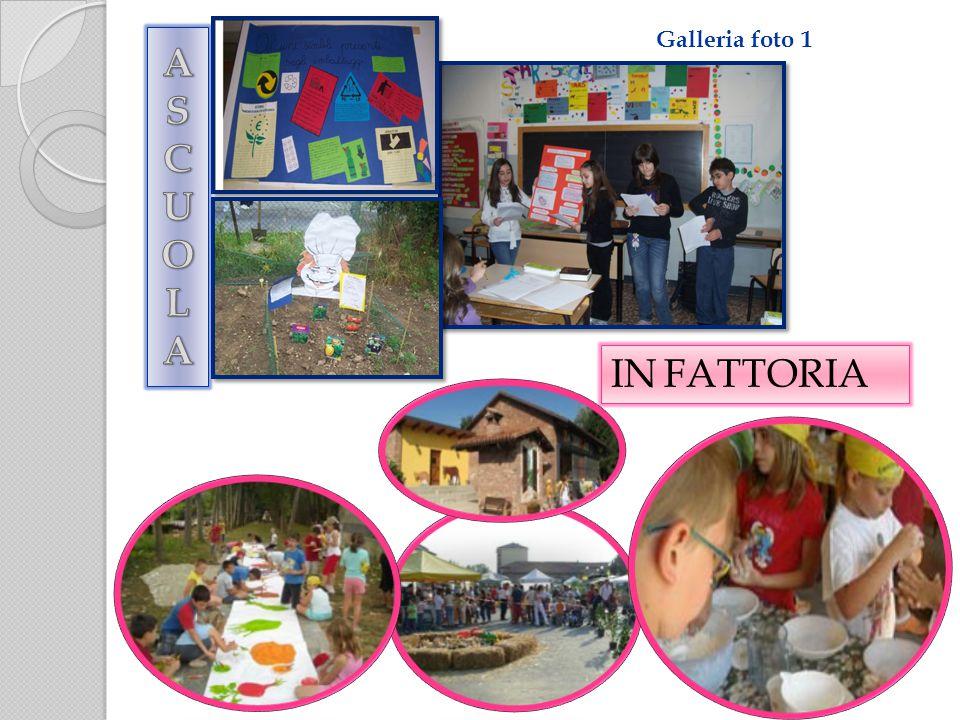 Galleria foto 1 A SCUOL IN FATTORIA