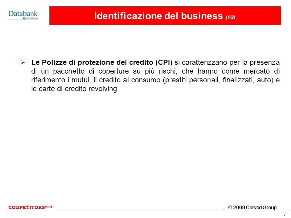 Identificazione del business (1/2)