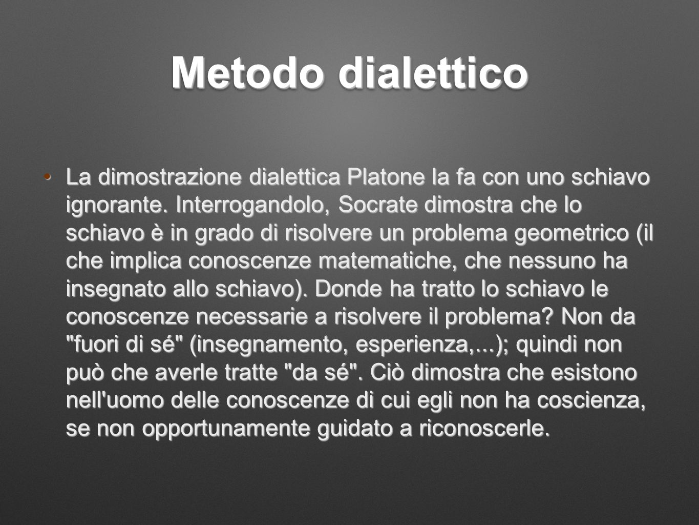 Metodo dialettico