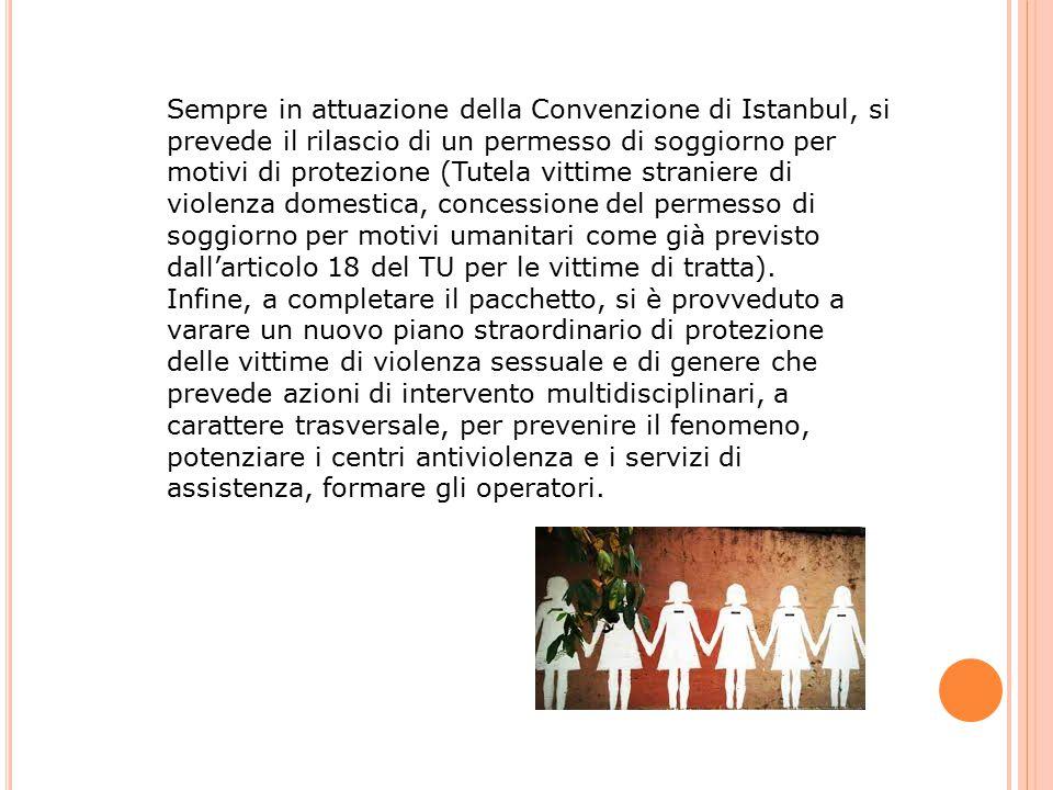 Prevenzione protezione punizione ppt scaricare for Permesso di soggiorno per motivi umanitari art 11