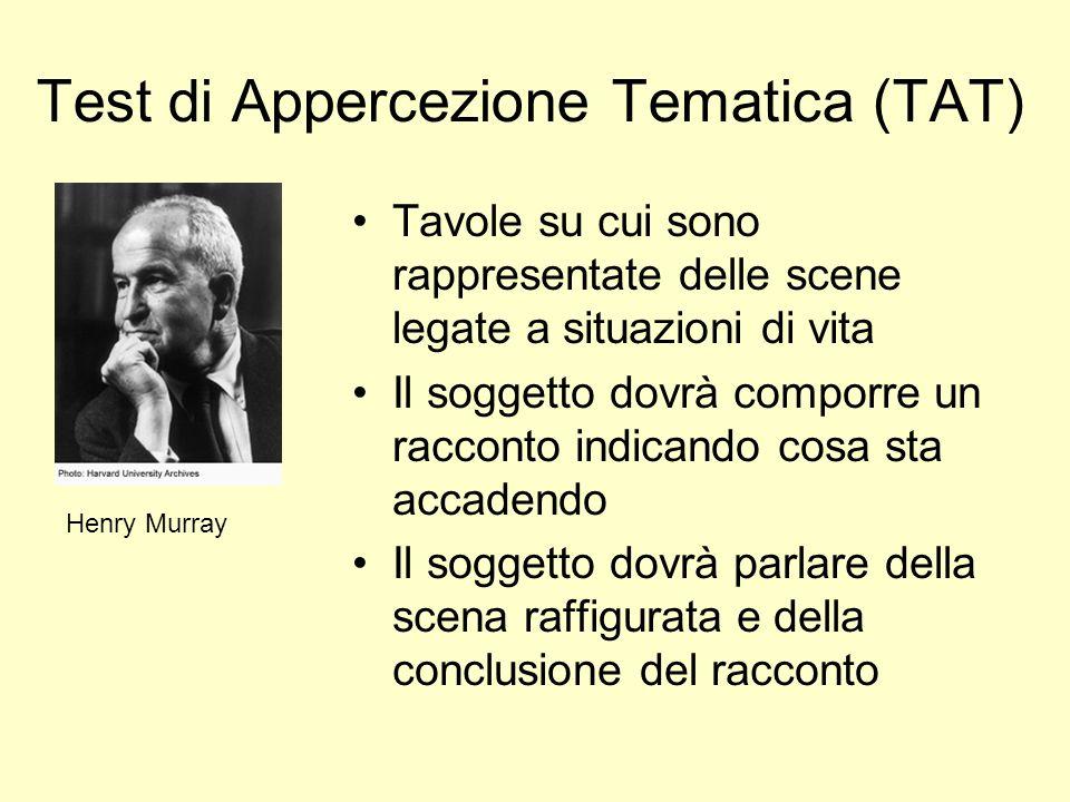 Test di Appercezione Tematica (TAT)
