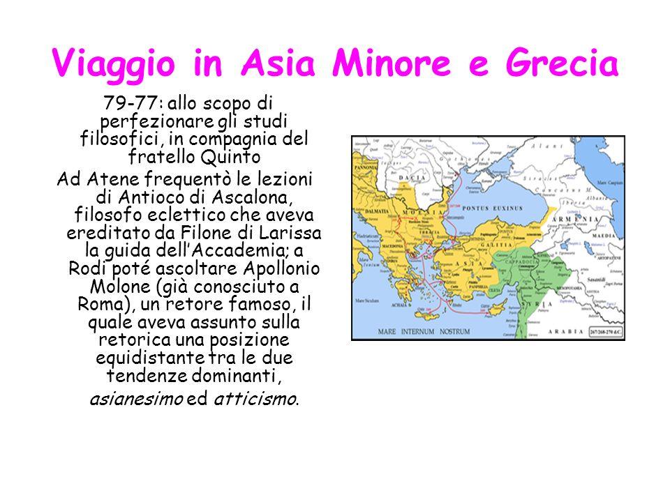 Viaggio in Asia Minore e Grecia