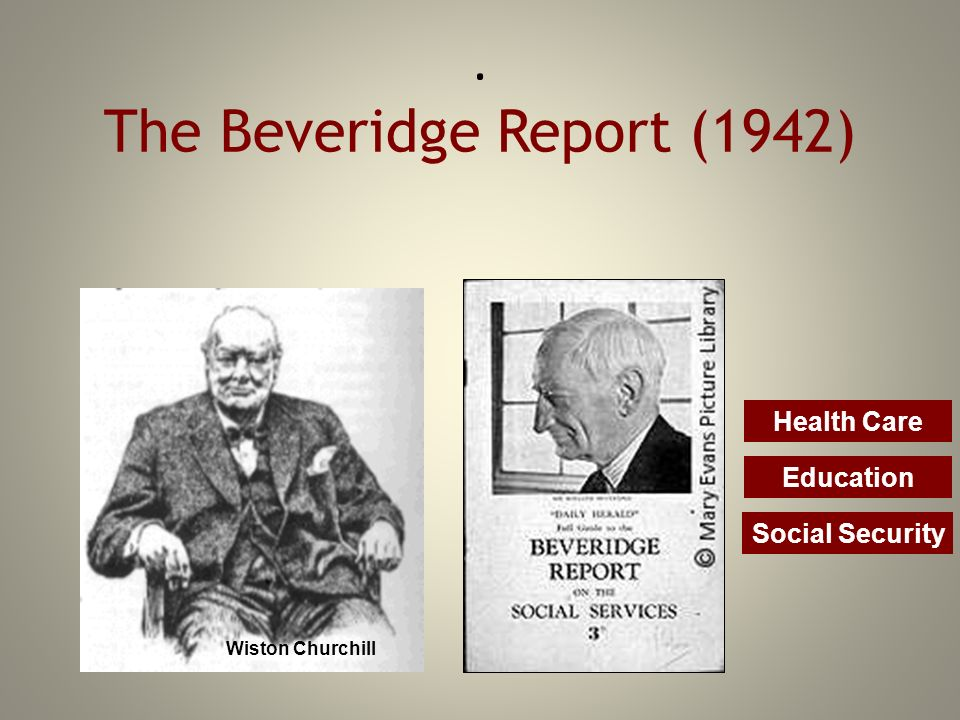 . The Beveridge Report (1942)