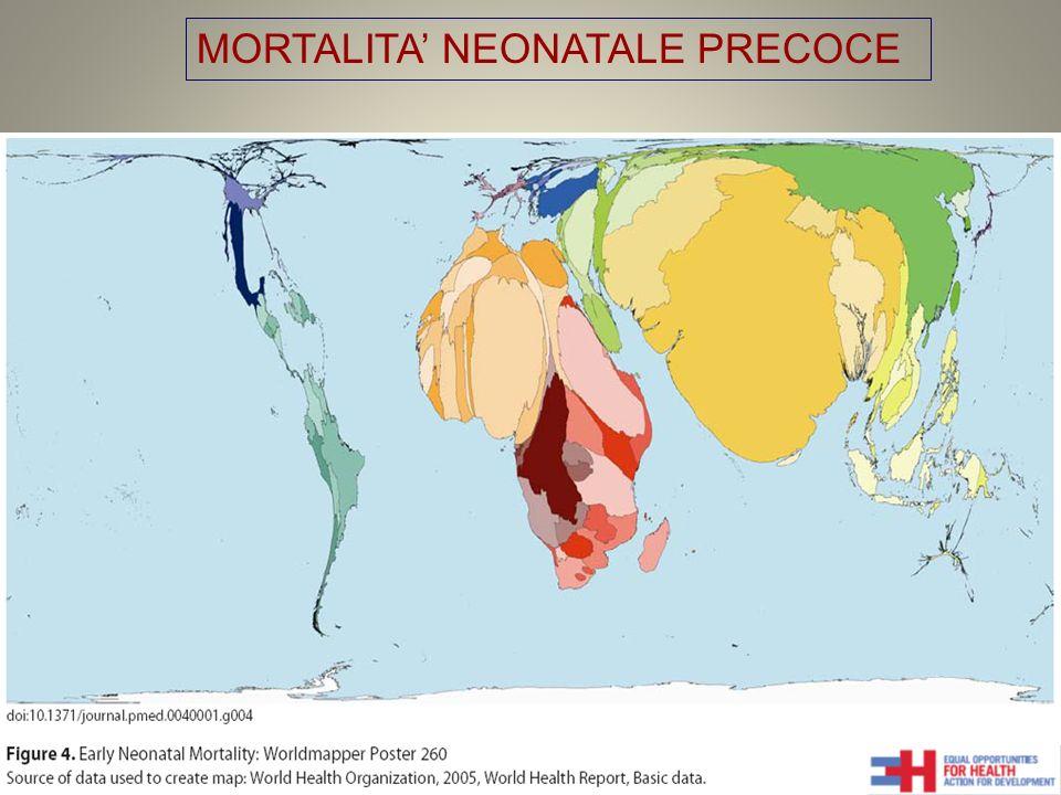 MORTALITA' NEONATALE PRECOCE