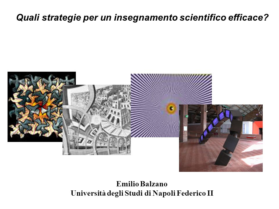 Quali strategie per un insegnamento scientifico efficace