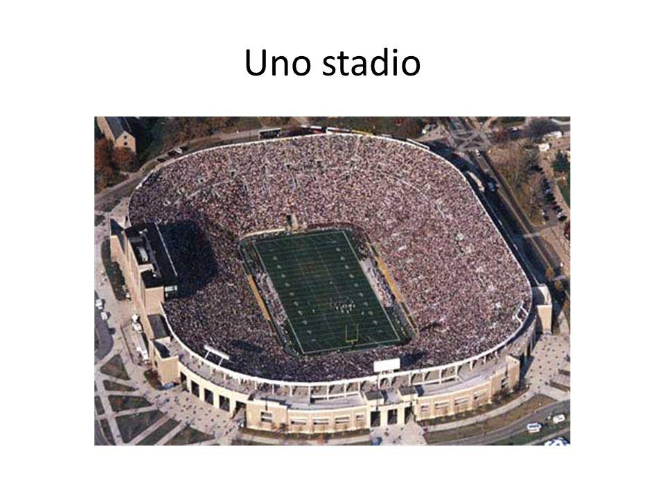 Uno stadio