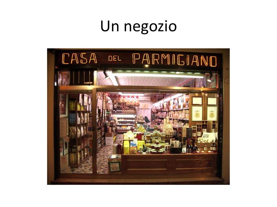 Un negozio