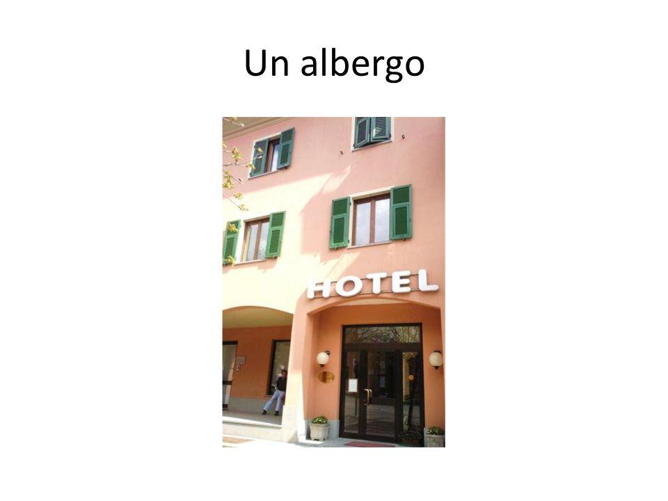 Un albergo