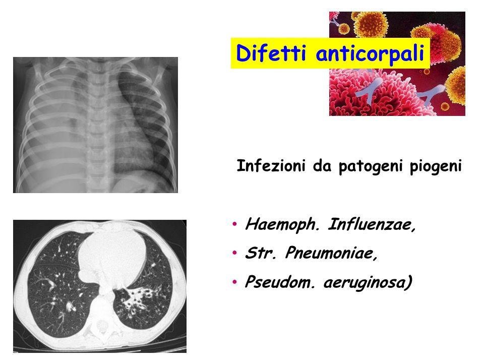 Infezioni da patogeni piogeni