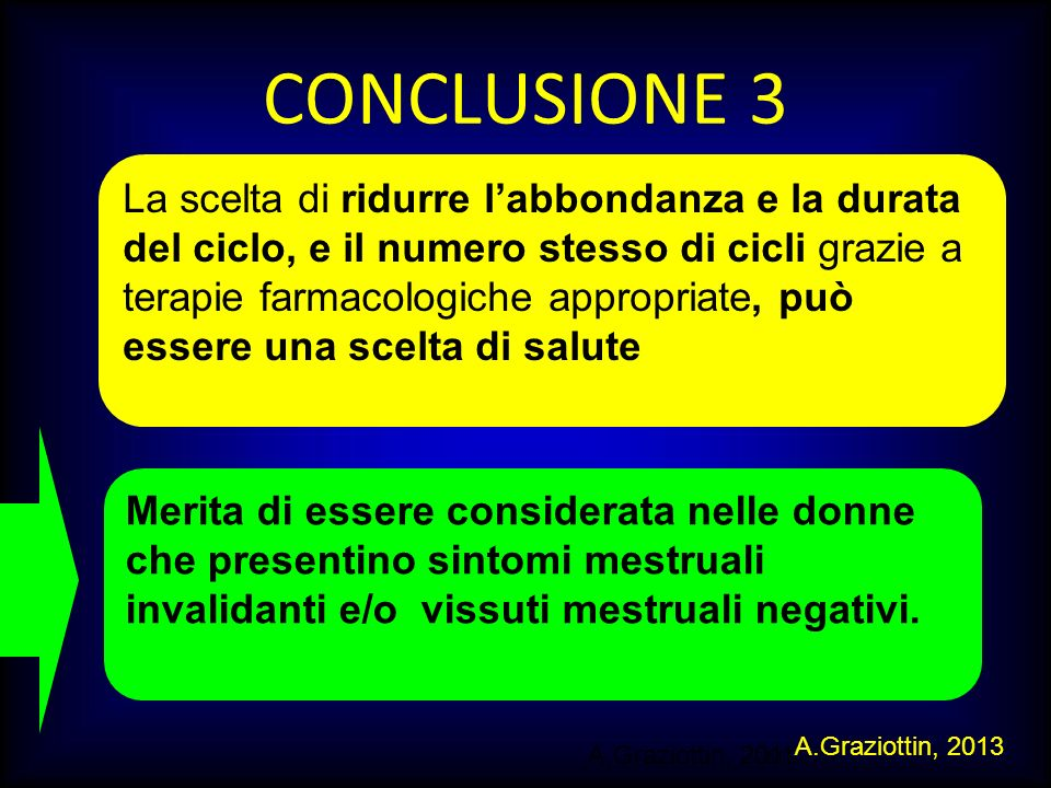 CONCLUSIONE 3