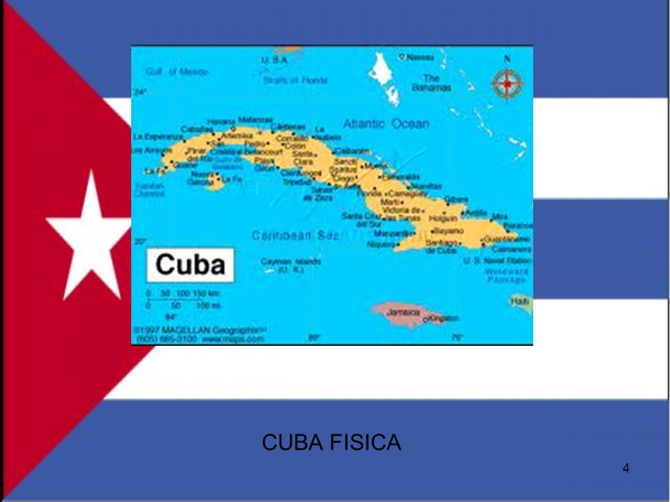 CUBA FISICA