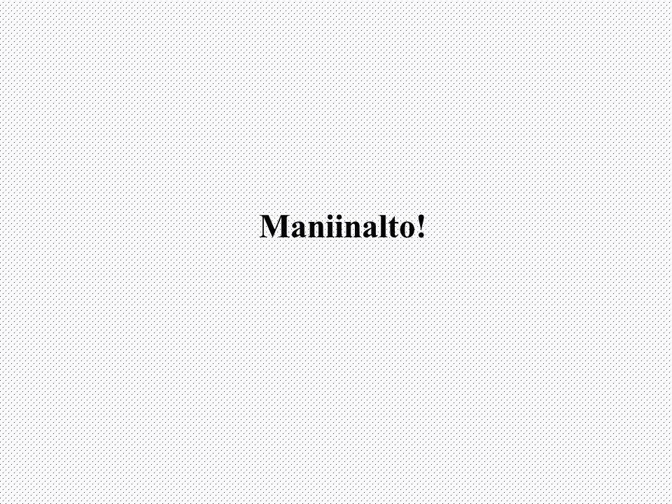 Maniinalto!