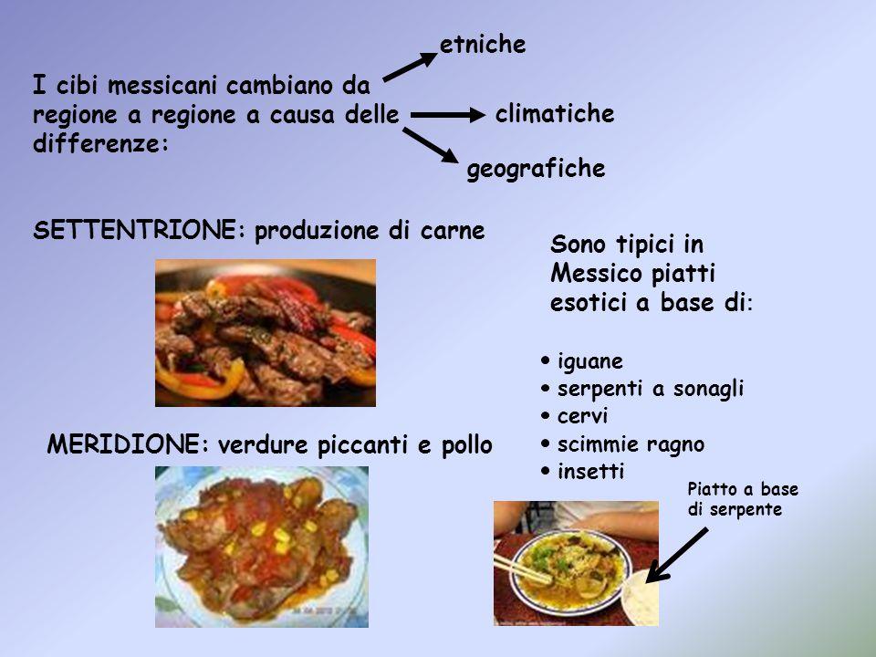 SETTENTRIONE: produzione di carne