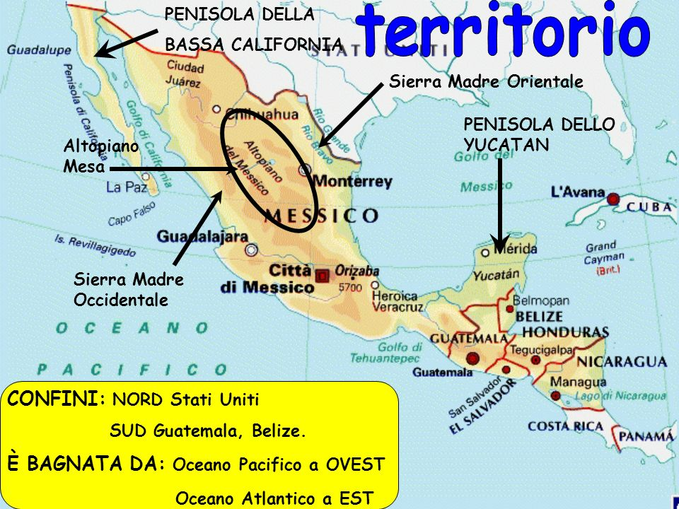 Messico ppt scaricare for Case del nord ovest pacifico