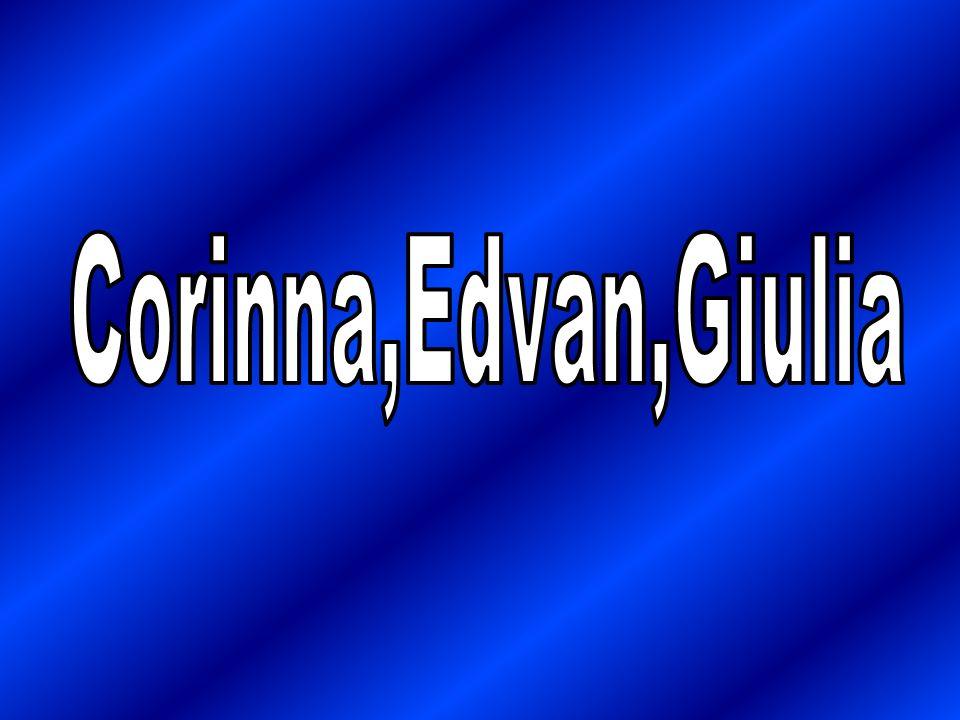 Corinna,Edvan,Giulia