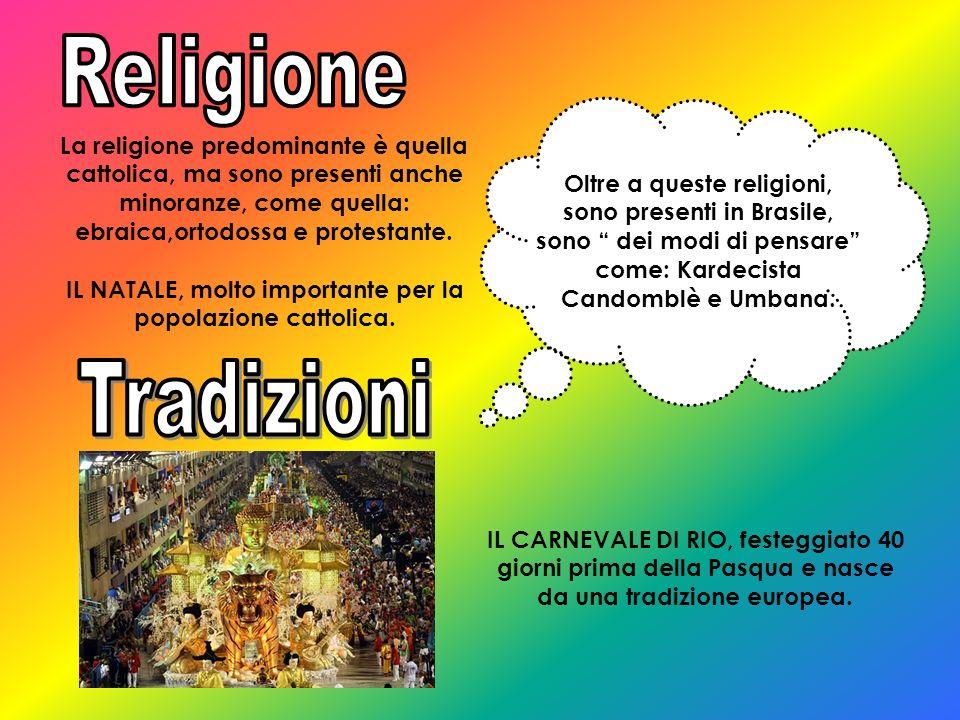 IL NATALE, molto importante per la popolazione cattolica.