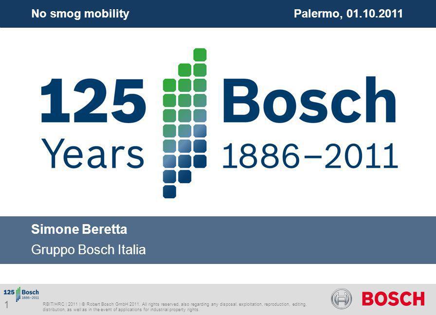 Simone Beretta Gruppo Bosch Italia