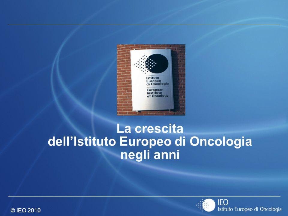 dell'Istituto Europeo di Oncologia