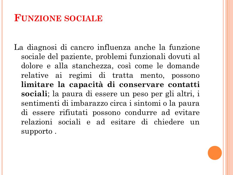 Funzione sociale