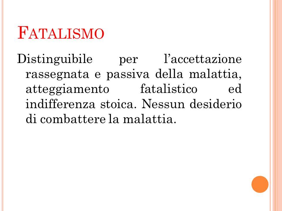 Fatalismo