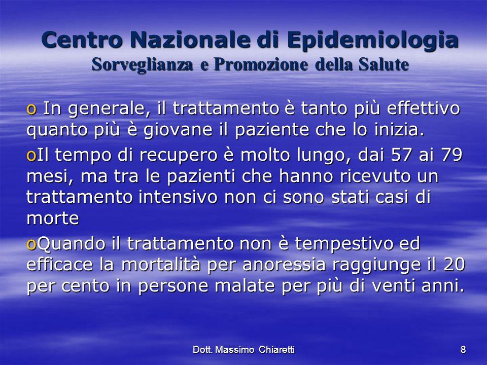 Dott. Massimo Chiaretti