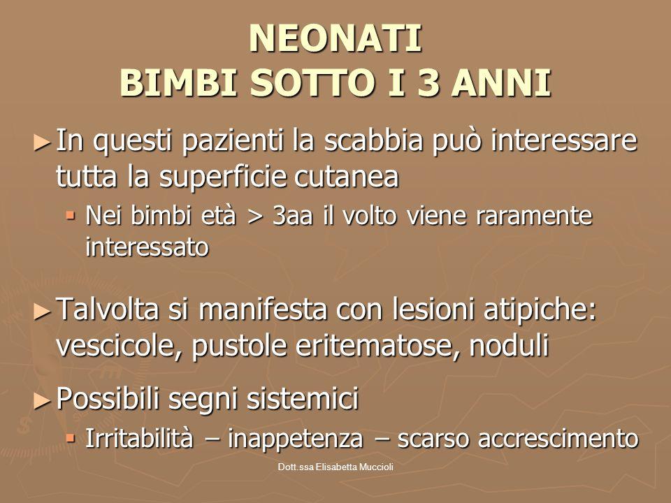 NEONATI BIMBI SOTTO I 3 ANNI