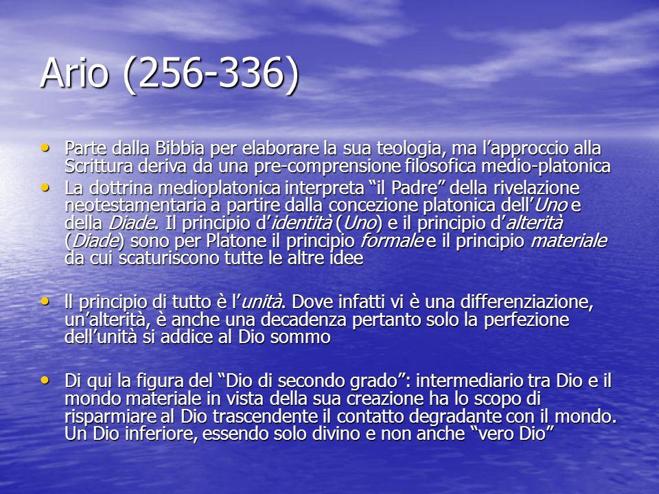 Ario (256-336)