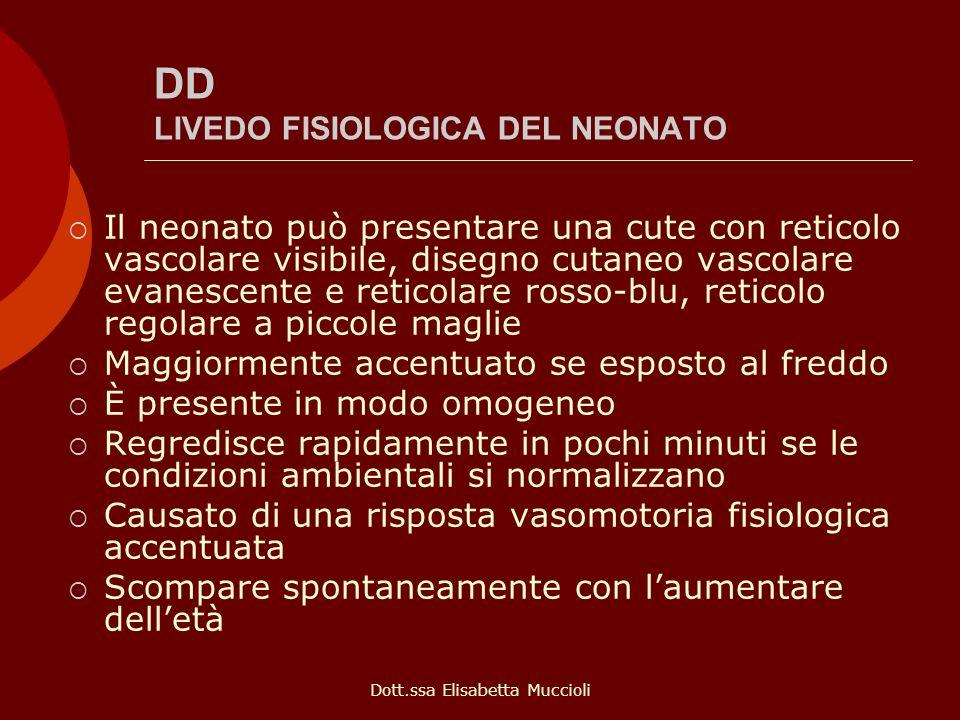 DD LIVEDO FISIOLOGICA DEL NEONATO