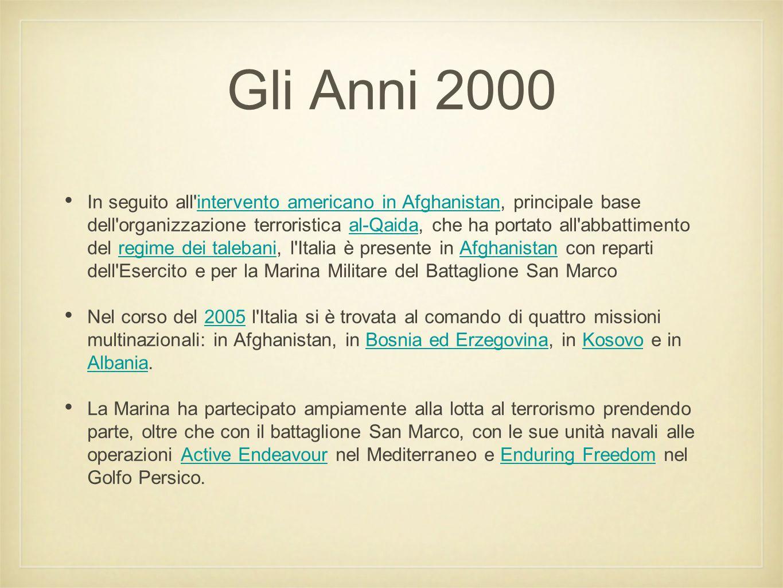 Gli Anni 2000