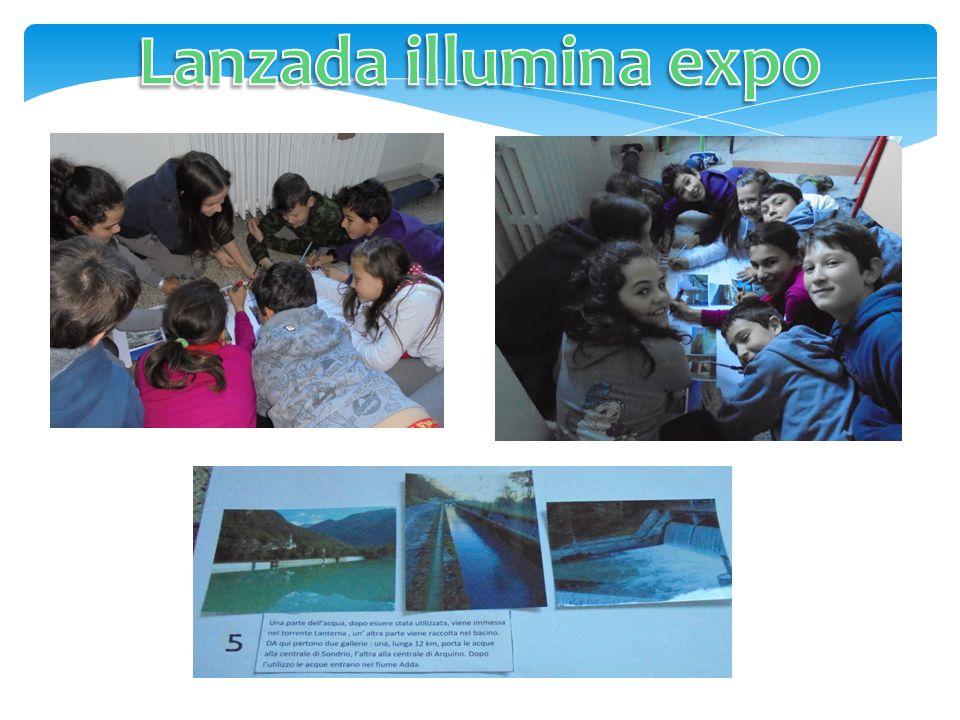 Lanzada illumina expo