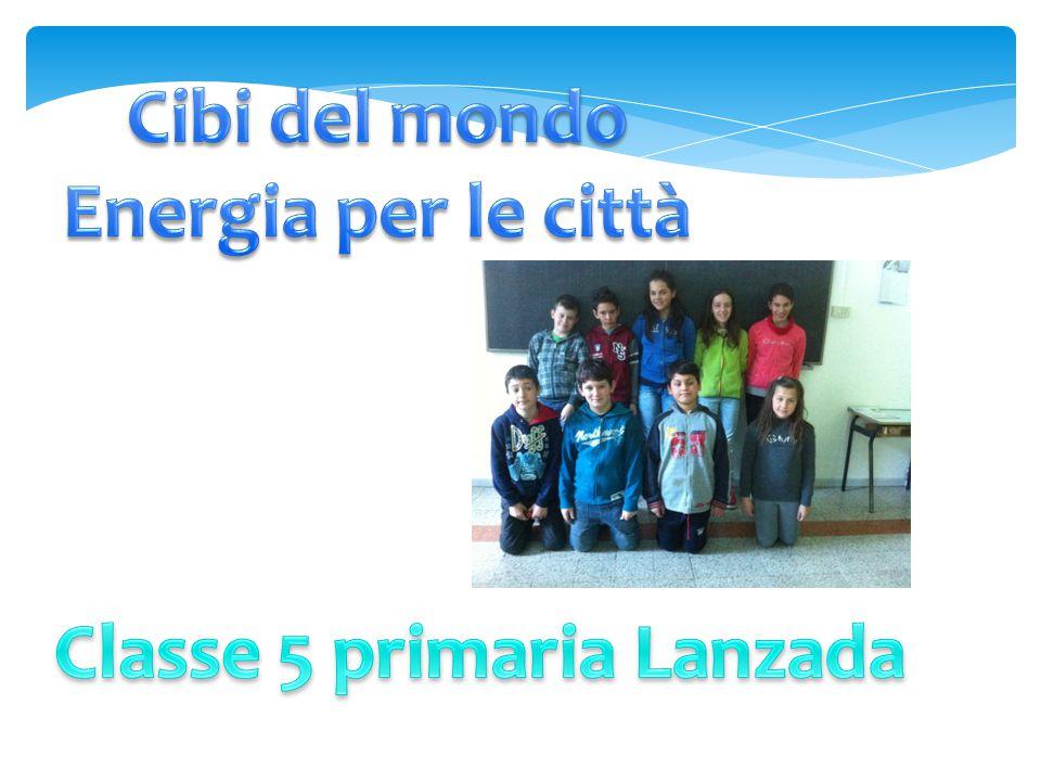 Classe 5 primaria Lanzada