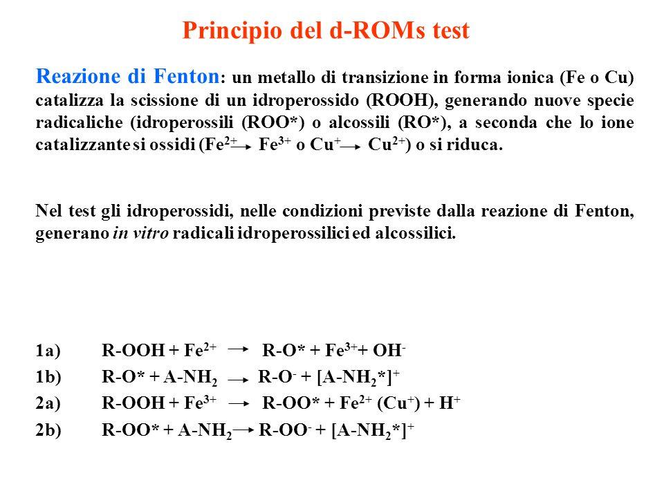 Principio del d-ROMs test