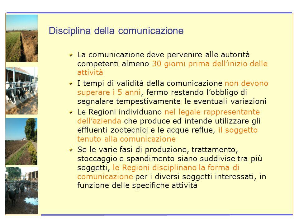Disciplina della comunicazione