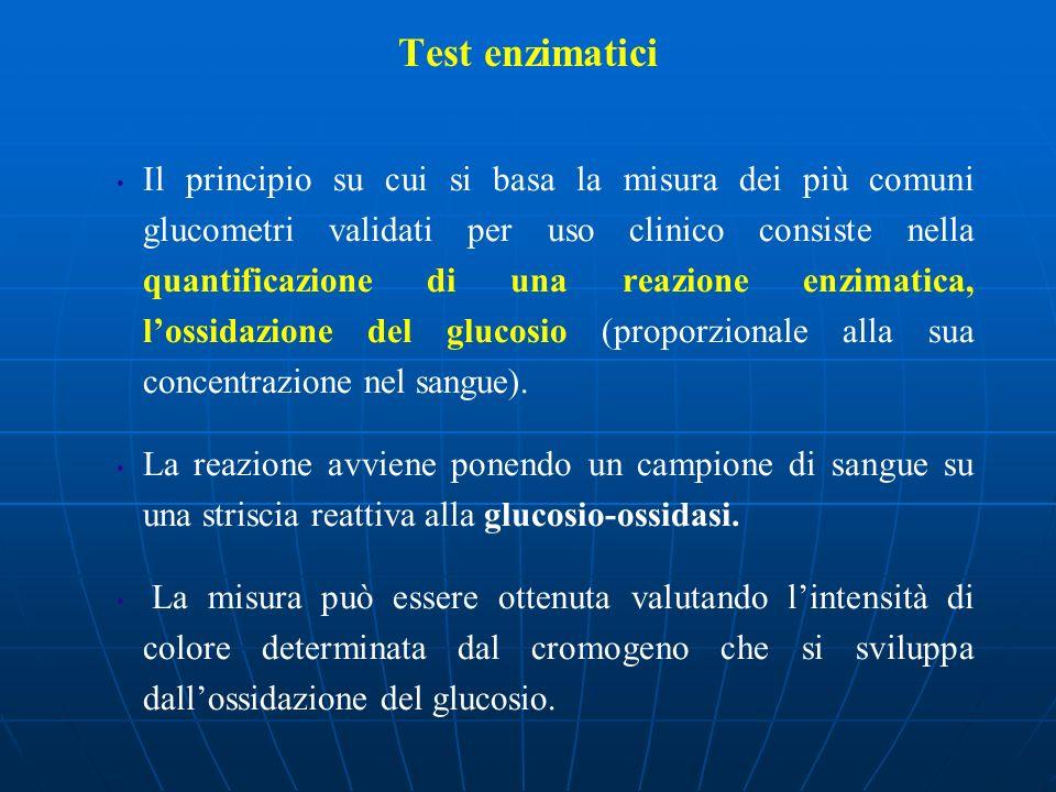 Test enzimatici