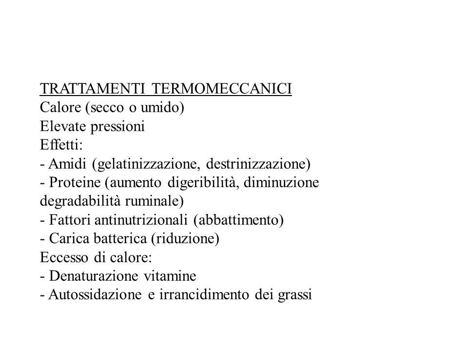 TRATTAMENTI TERMOMECCANICI