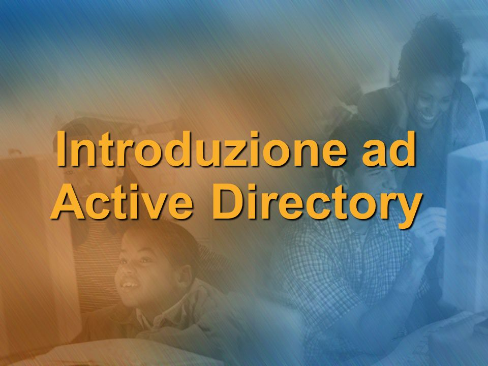 Introduzione ad Active Directory