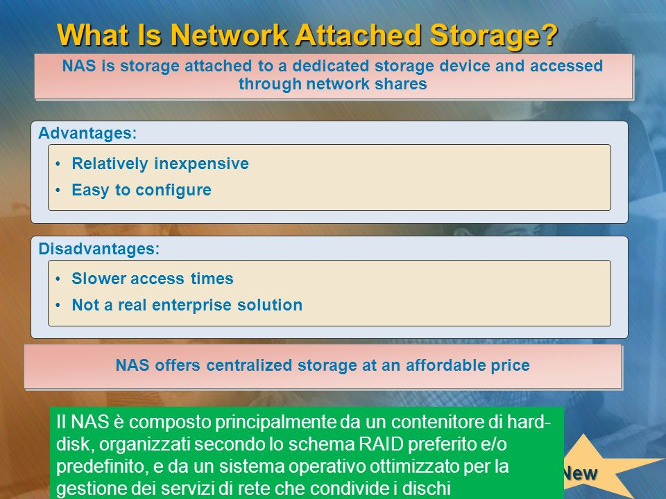 What Is Network Attached Storage