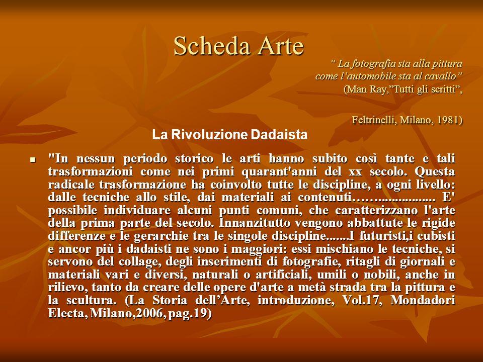 La Rivoluzione Dadaista