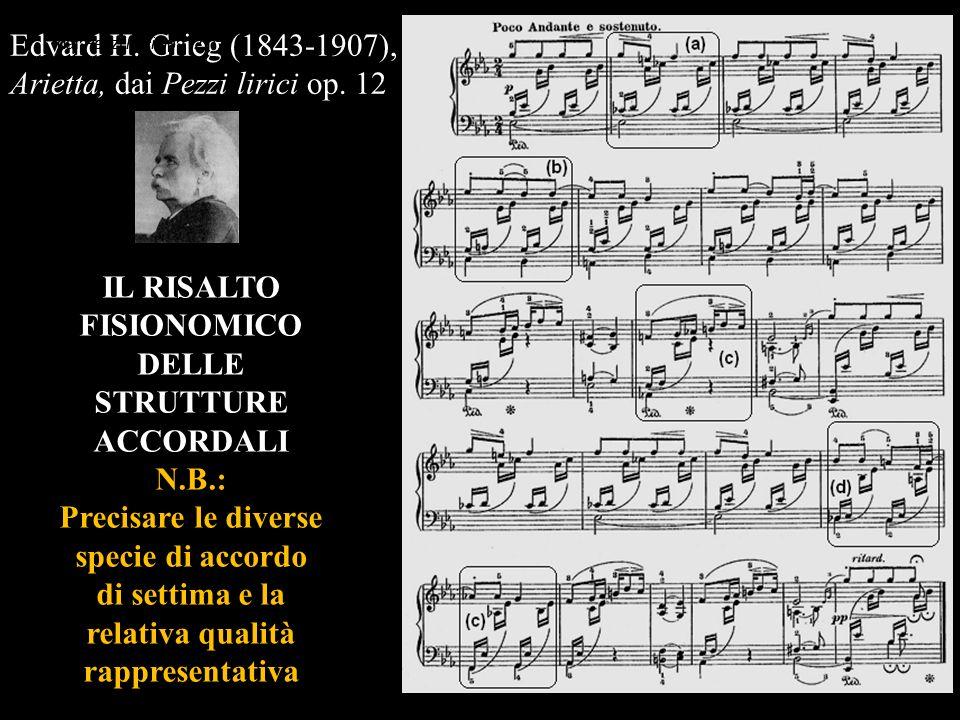 Edvard H. Grieg (1843-1907), Arietta, dai Pezzi lirici op. 12