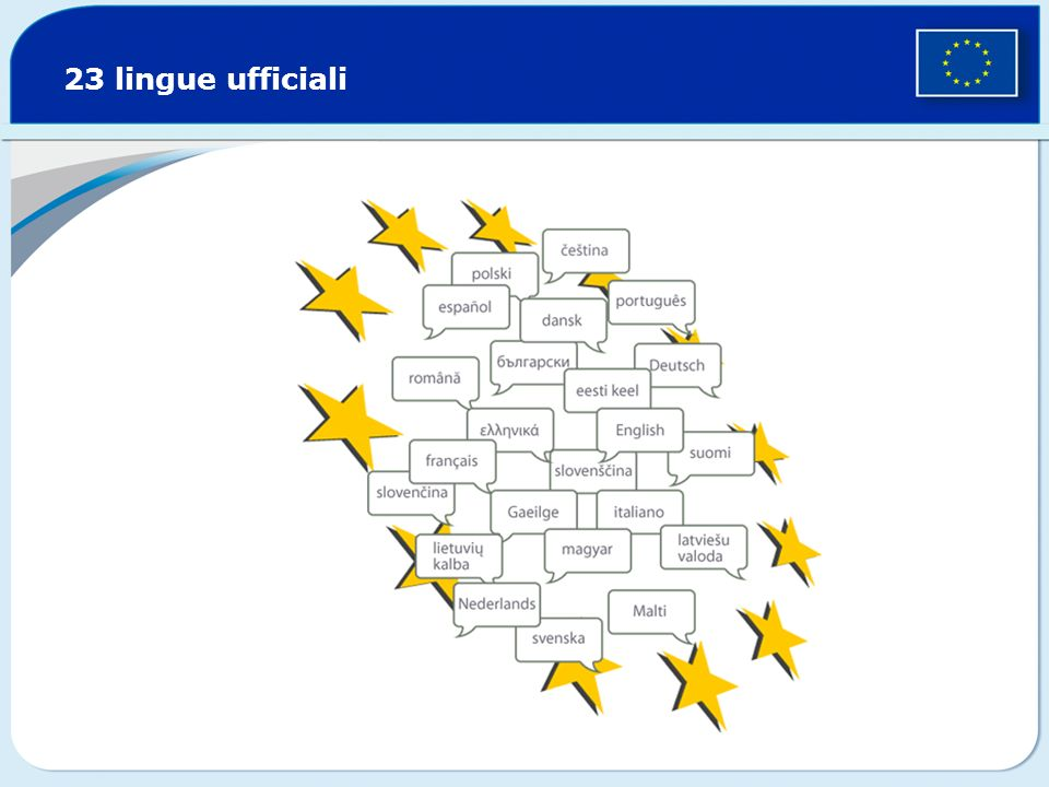 23 lingue ufficiali 4