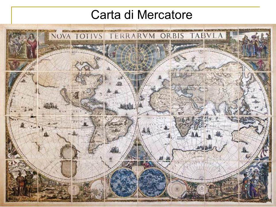 Carta di Mercatore
