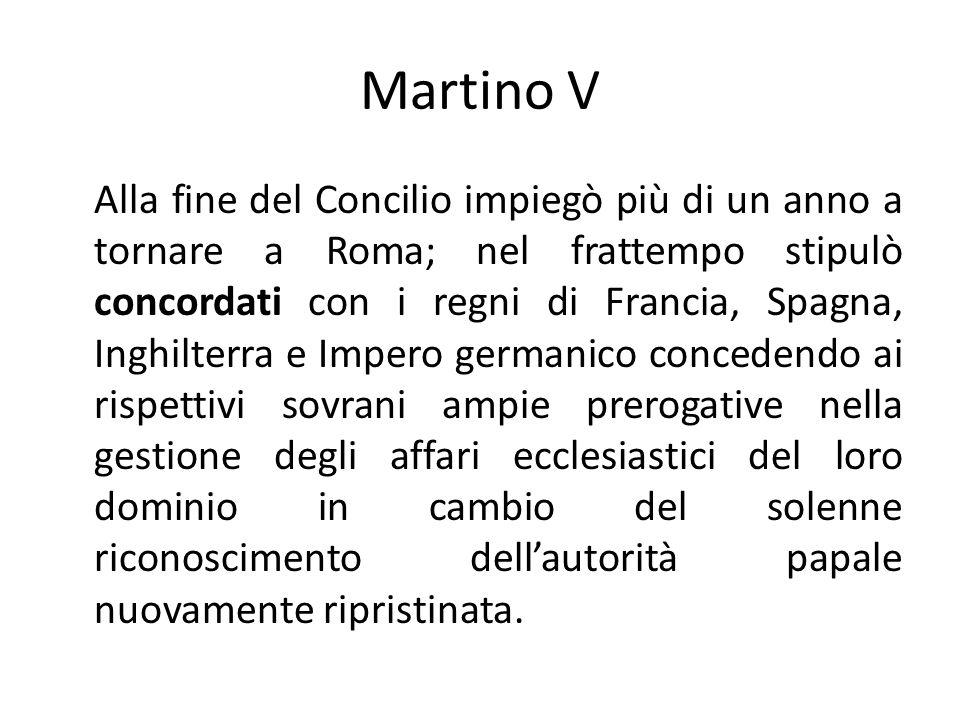 Martino V