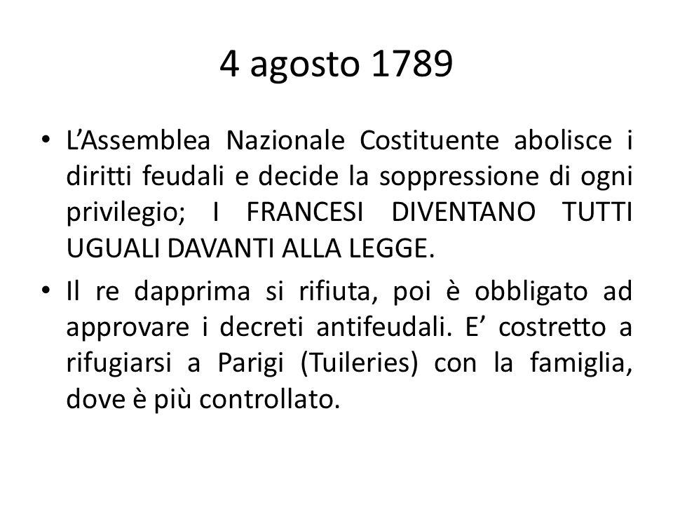 4 agosto 1789