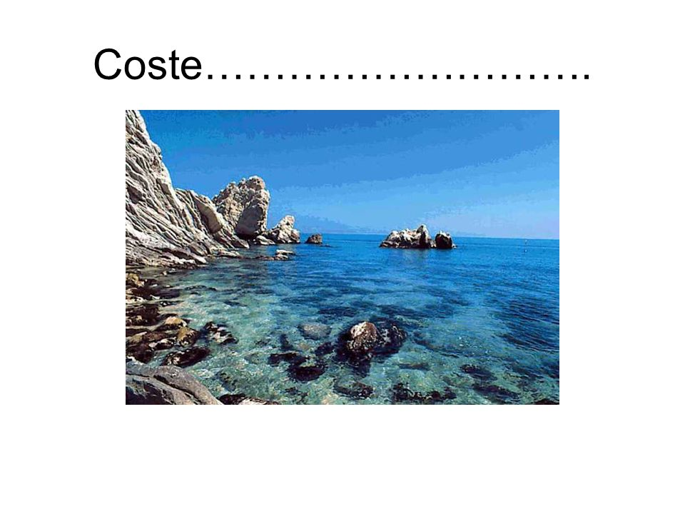 Coste……………………….