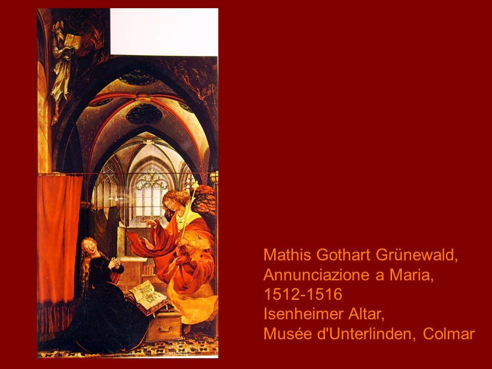 Mathis Gothart Grünewald,