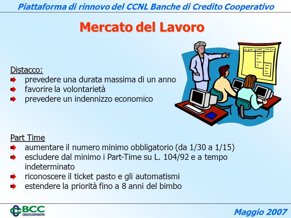 Mercato del Lavoro Distacco: prevedere una durata massima di un anno